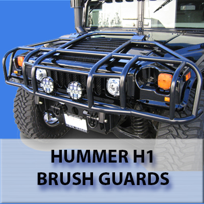 Hummer H1 Brush Guards