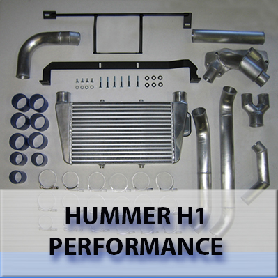 Hummer H1 Performance Accessories